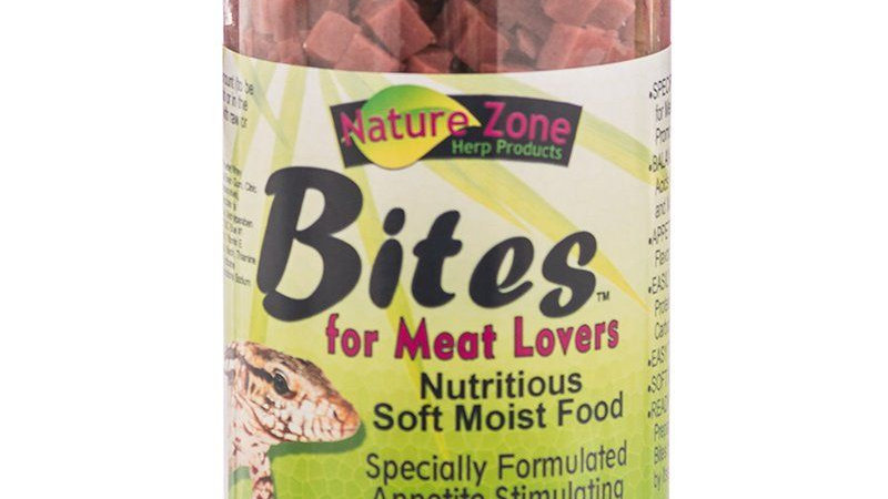 Nature Zone Bites for Meat Lovers