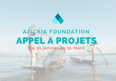 La fondation Azickia lance son premier appel à projets