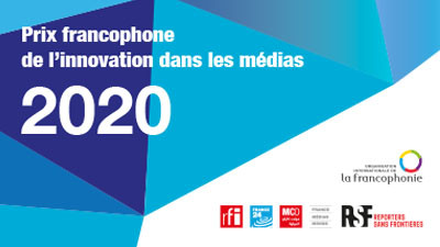 Lancement du 5ème prix francophone de l'innovation dans les médias