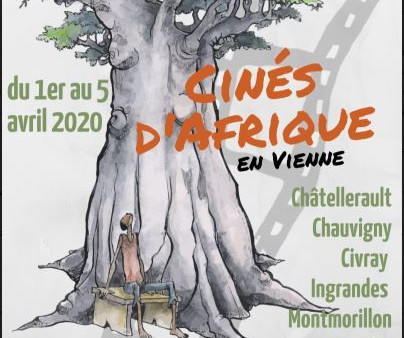 Le Festival des Cinés d'Afrique en Vienne se tiendra du 1er au 5 avril prochain à Poitou