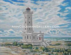 Point Abino Lighthouse II