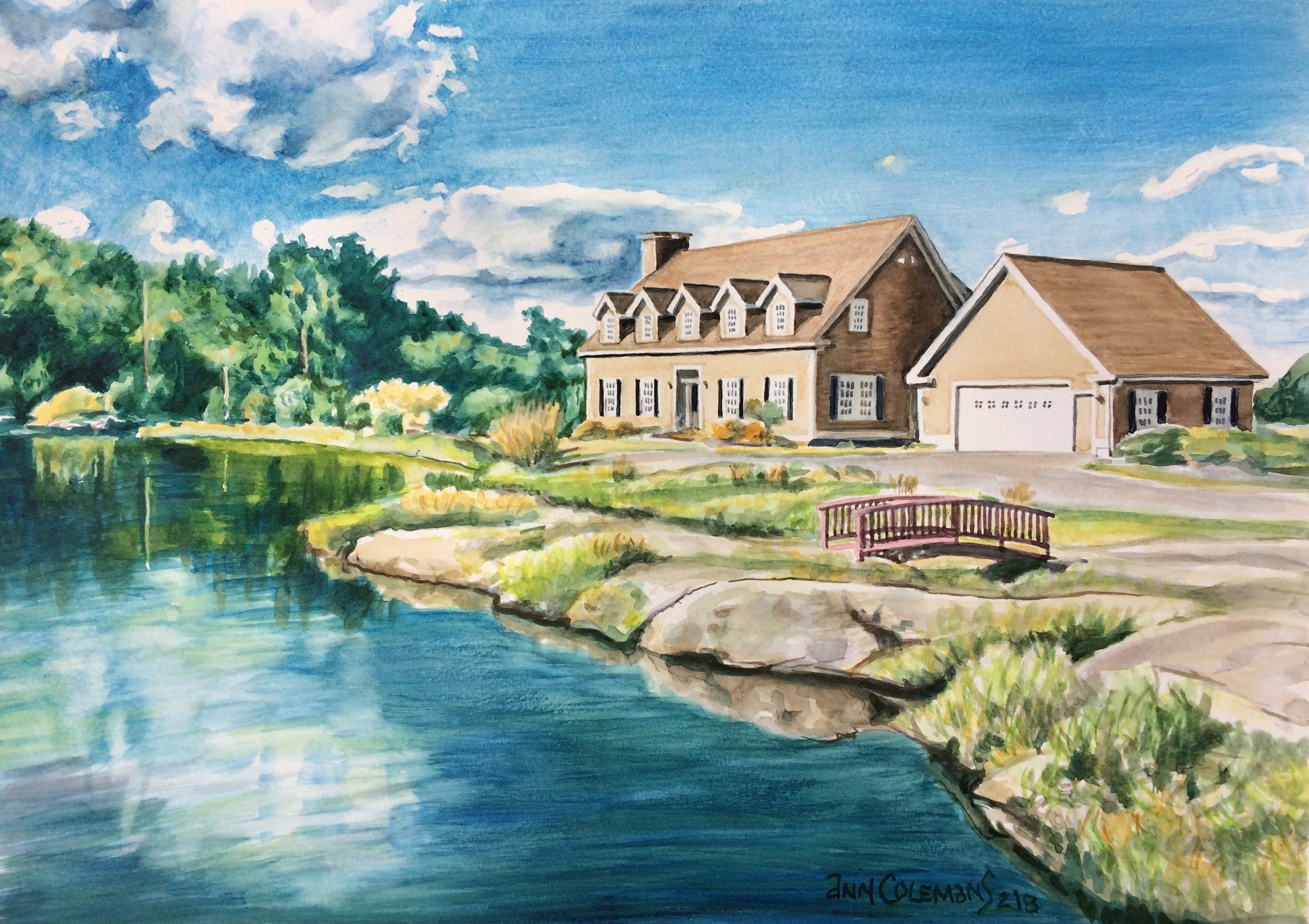 Jodi Krasnow House Wilmington, VT