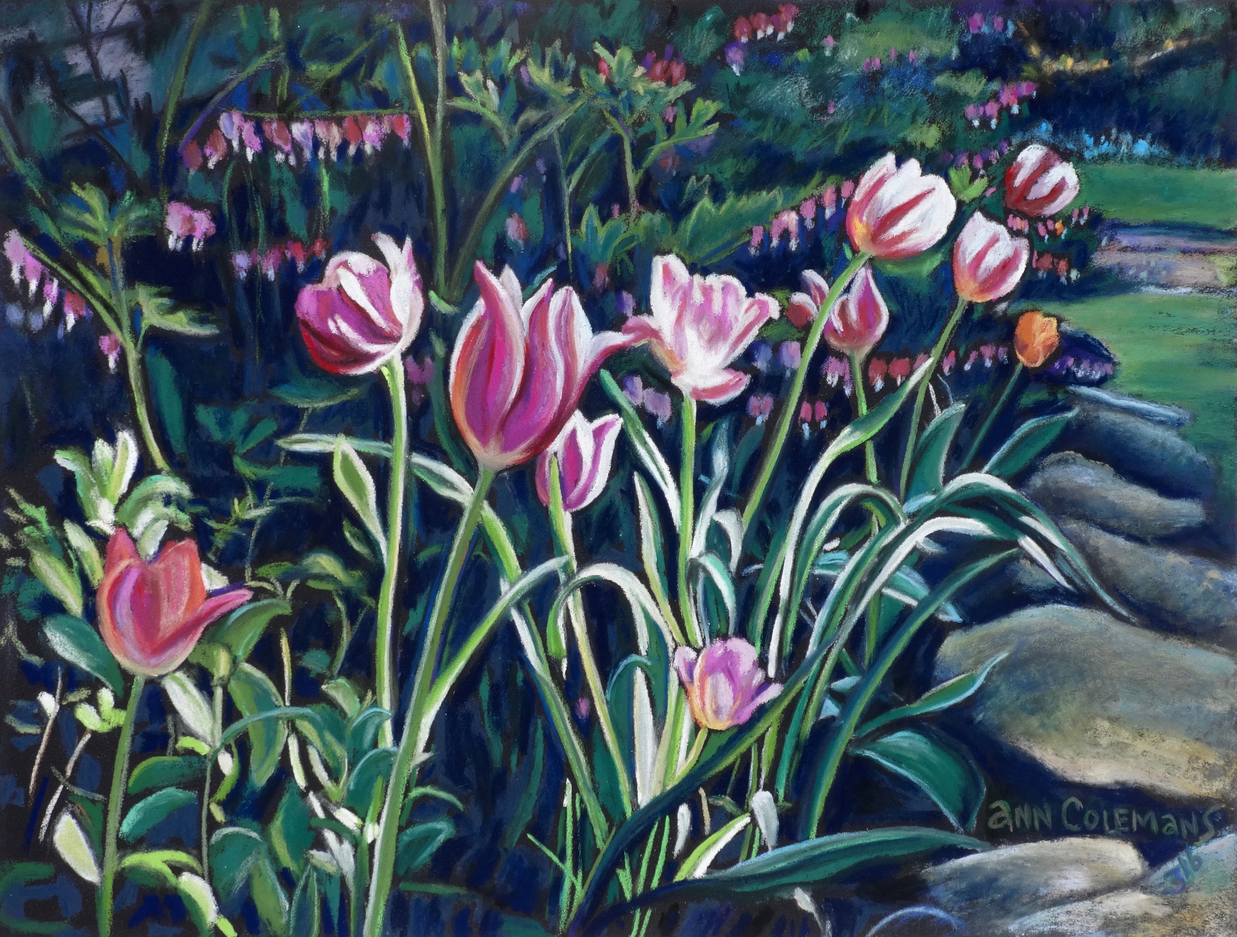 Artists Tulips