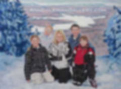 Ann Coleman | Family of Five