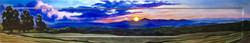 Ridgeline at Sunset
