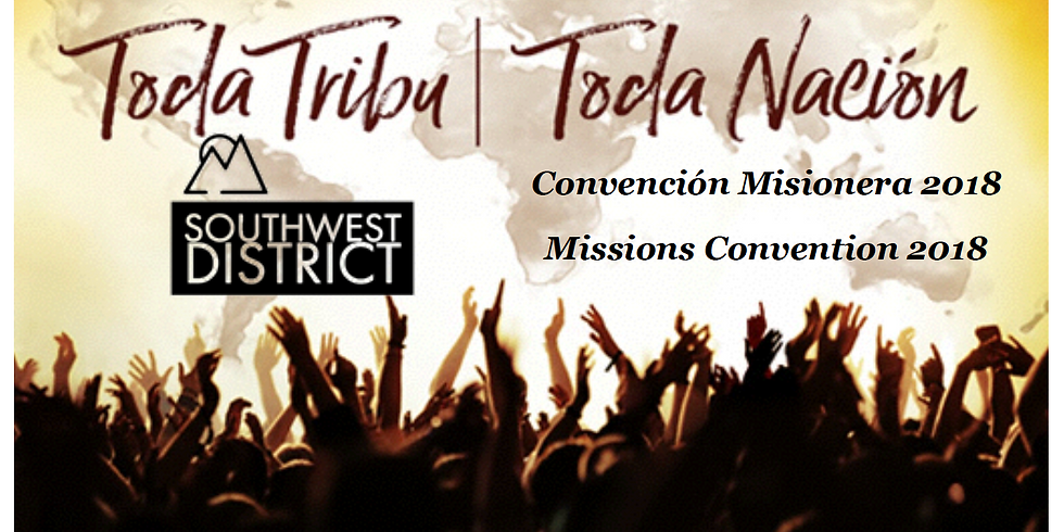 Missions Convention 2018