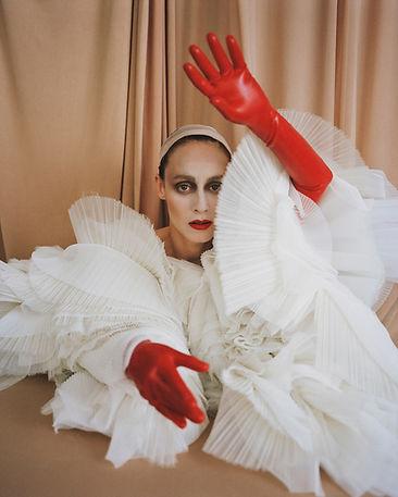 Remedes Galerie Mary Rozzi, FEARLESS exposition photographie art contemporain Paris Marais, Channels Cindy