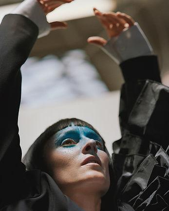 Remedes Galerie Mary Rozzi, FEARLESS exposition photographie art contemporain Paris Marais, Gravity III