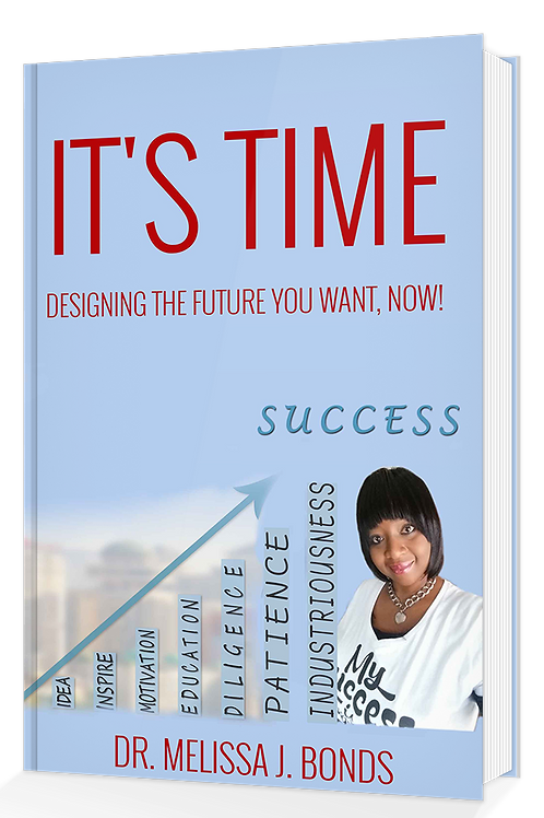It's Time - Design the Future You Want, NOW!