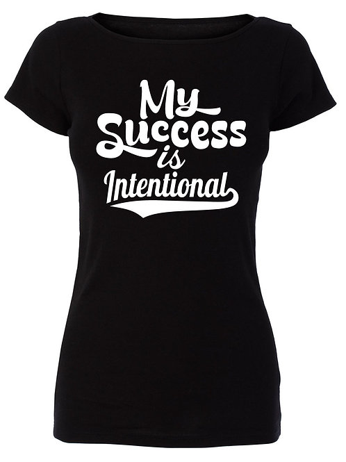 My Success is Intentional