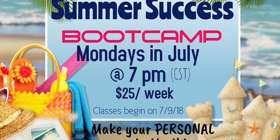 Summer Success Bootcamp