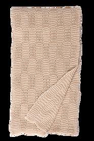 New Wave Scarf Natural/Khaki