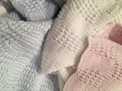 Classic Cotton Baby Blankets
