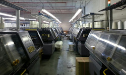View of a NY Knitting Mill