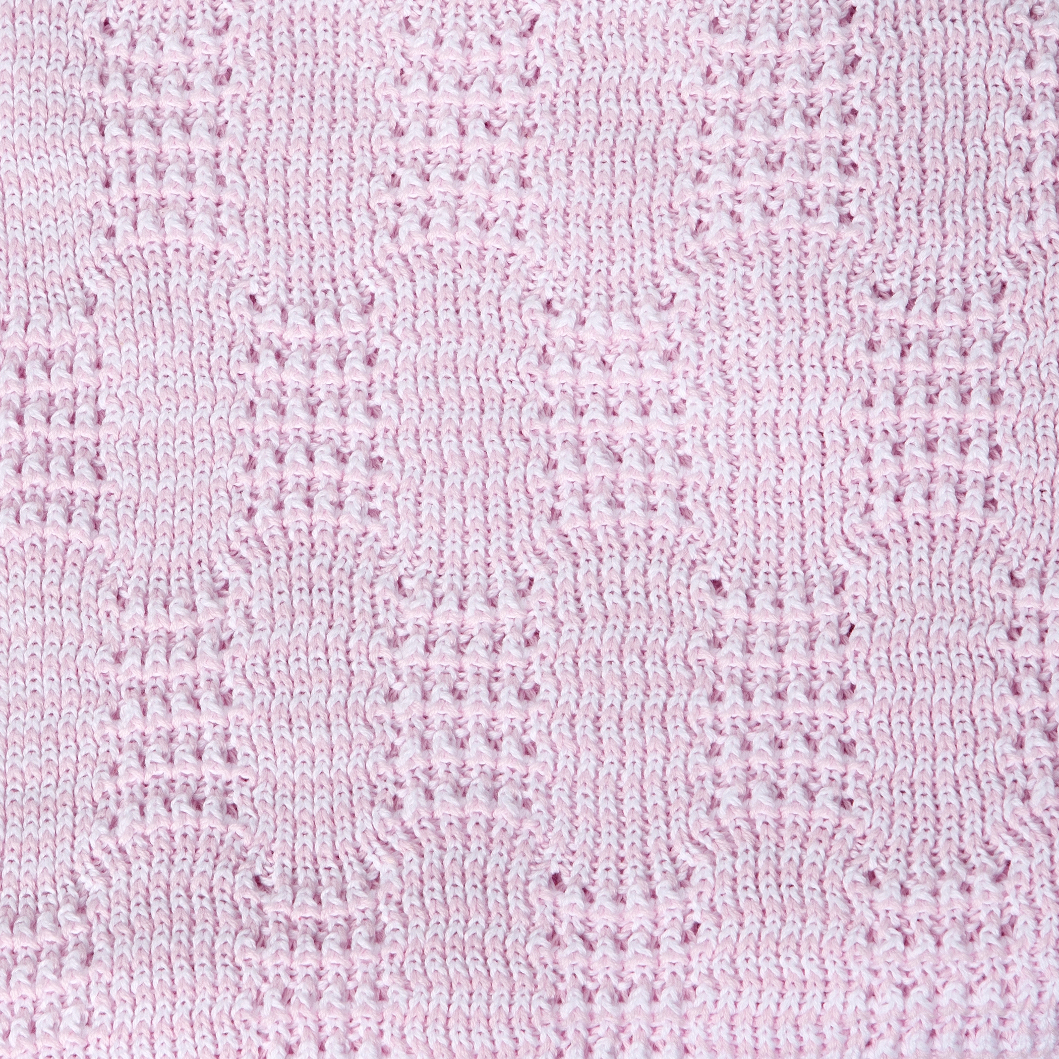 Closeup Classic Baby Blanket