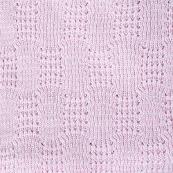 Closeup Classic Baby Blanket