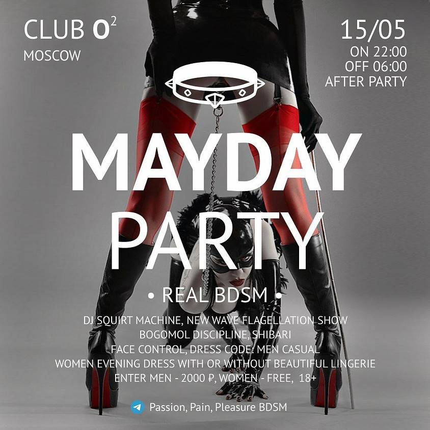 MAYDAY PARTY