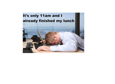 Stuck in the Office - At Home?
