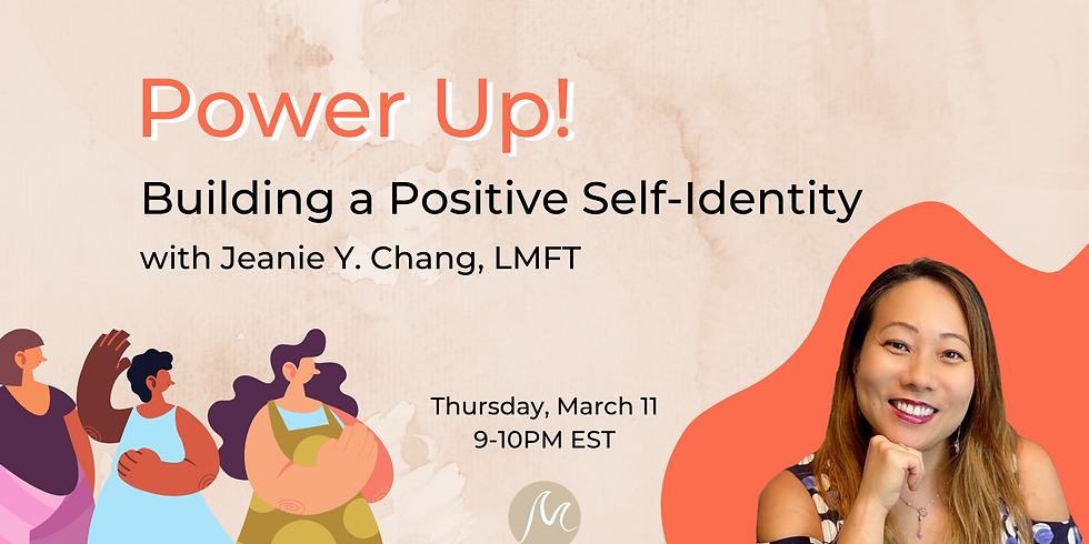 Power Up! - Building a Positive Self-Identity