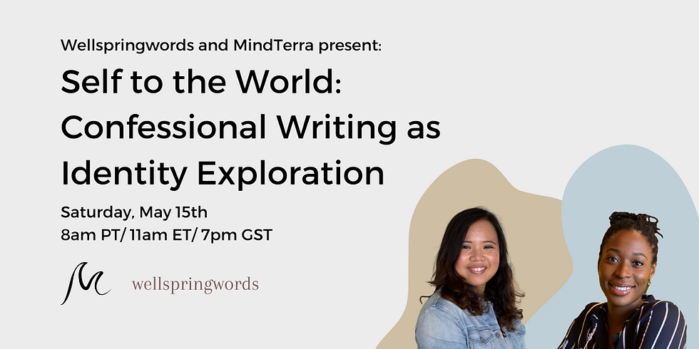 Self to the World: Confessional Writing as Identity Exploration