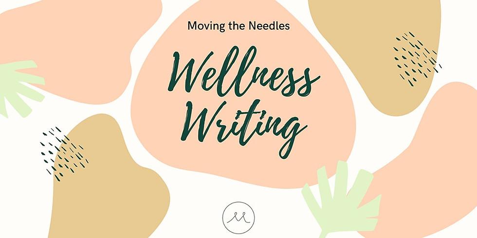 November Wellness Writing