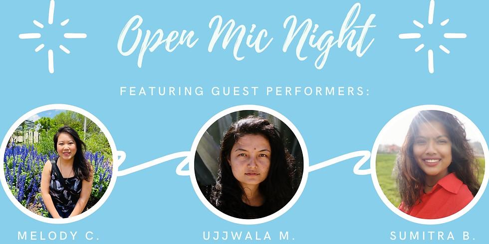 MtN Open Mic Night