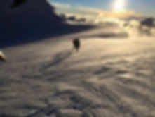 Mont Blanc sous Hypnose