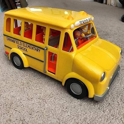 Simpsons Talking School Bus • Playmates 2002