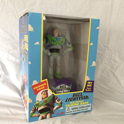 Buzz Lightyear Talking Bank -Original from Toy Story one