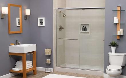 Magic Bath One Day Bath Remodel, Shower Remodel
