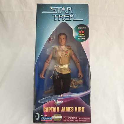 star trek captain kirk 1998, playmates, Pee Wee Herman, collectibles toys, batman, star wars, simpsons, super heroes, weird