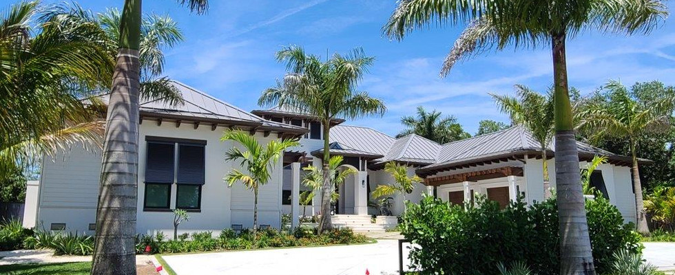 Longboat Key Roofing - New Construction Roofing Sarasota County