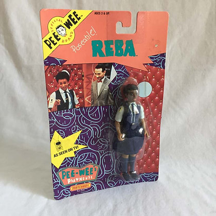 """Pee Wee Herman Reba Figure 6"""", Pee Wee Herman, collectibles toys, batman, star wars, star trek, simpsons, super hero"""