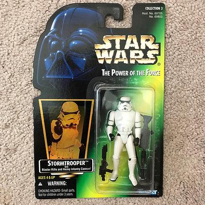 Star Wars - POTF - 1997 - Stormtrooper - MIP