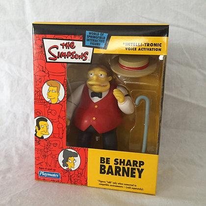 Be Sharp Barney  MIB