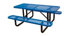 L2T6XPP 6' Portable Picnic Table