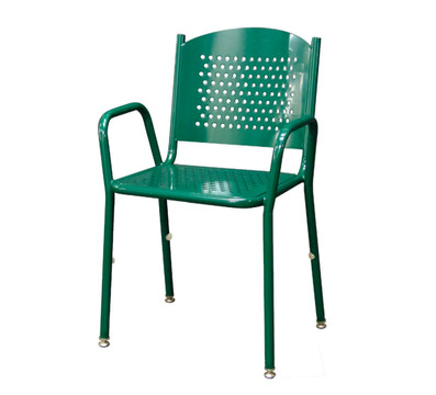 C1-PERF Stackable Perforated Chair