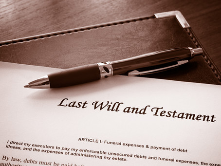 Estate Planning Need Not Be Complicated