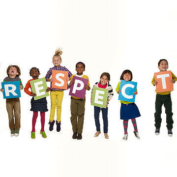 Teaching Kids Respect, Monday Morning Moms