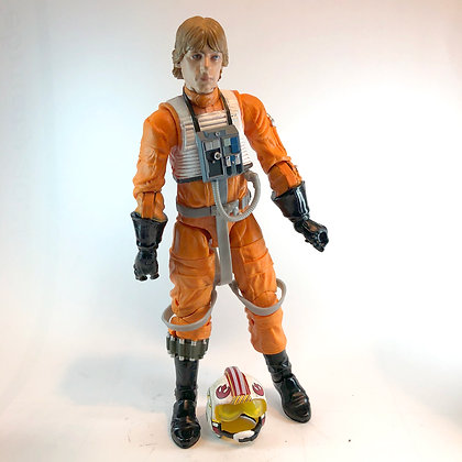 "Star Wars Black Series 6"" Luke Skywalker X-Wing Pilot • Hasbro"