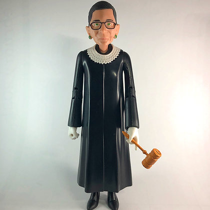 """Ruth Bader Ginsburg 6"""" Political loose Action Figure - FCTRY"""