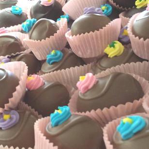 Easter Bon Bons and Easter eggs