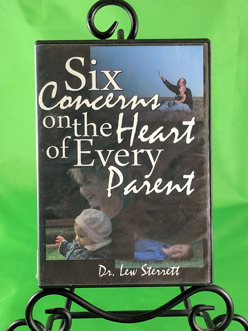 Six Concerns on the Heart