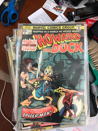 Howard the Duck #1 - Marvel - 1976