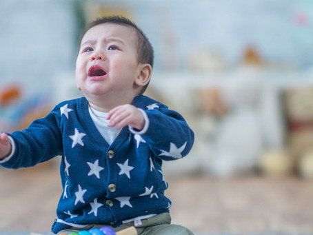 How to deal with separation anxiety in babies