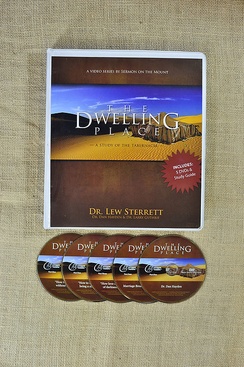Dwelling Place Series with Workbook