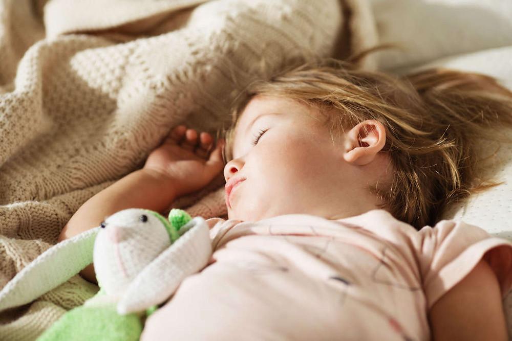 Toddler Bedtime Stuggle