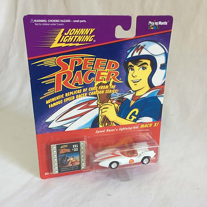 Speed Racer, Mach 5, Johnny Lightning, collectible toys, batman, pee wee herman, star wars, star trek, super heroes, weird