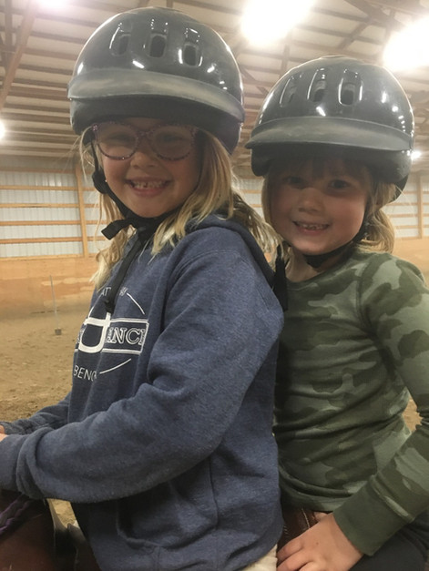 Iron Legacy Ranch Private and Semi Private Horse Riding Lessons, Summer Horse Camps, Ritzville WA