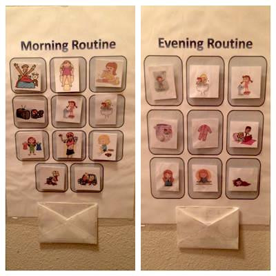 Routines Toddlers can understand